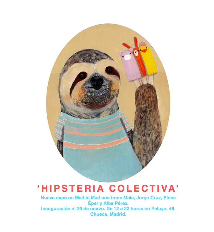 HIPSTERIA COLECTIVA